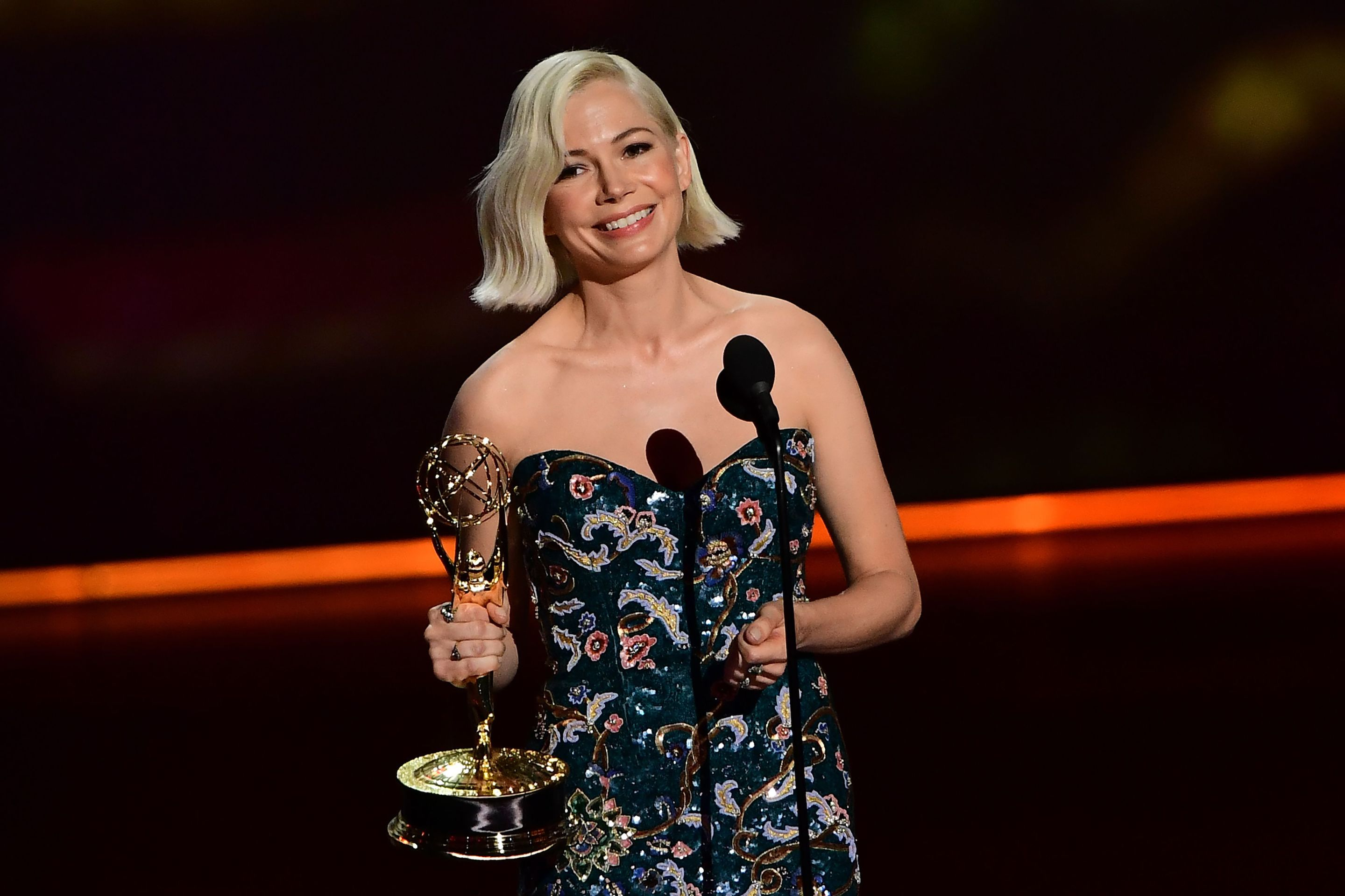 Michelle Williams Emmy Awards