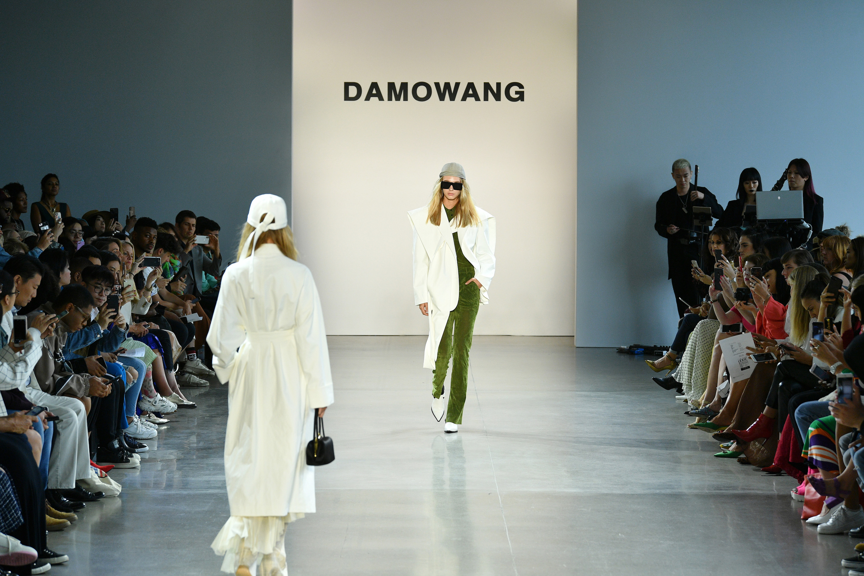 Damo Wang - Runway - September 2019 - New York Fashion Week: The Shows