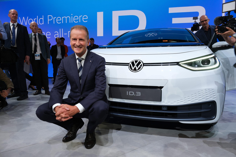 Volkswagen Group Media Night At IAA Frankfurt Auto Show