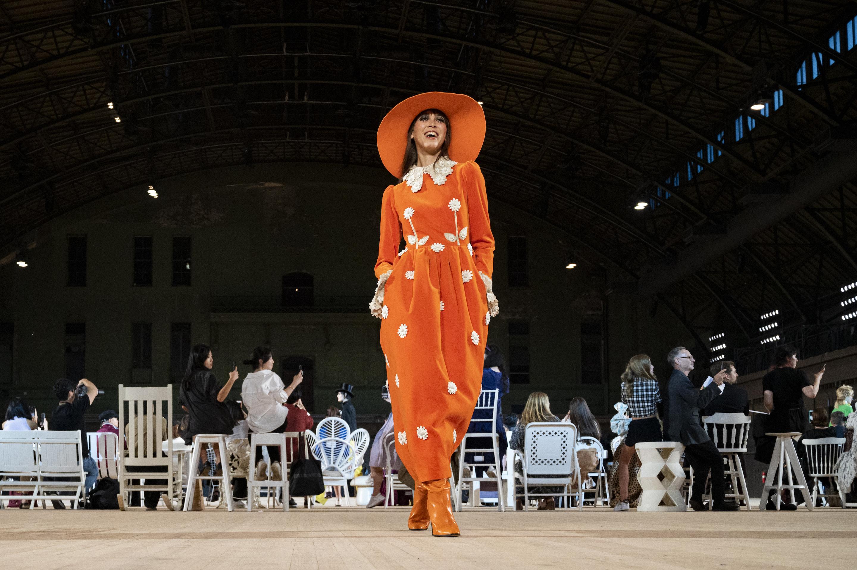 New York Fashion Week Celebrating Design and \u0027Unbridled