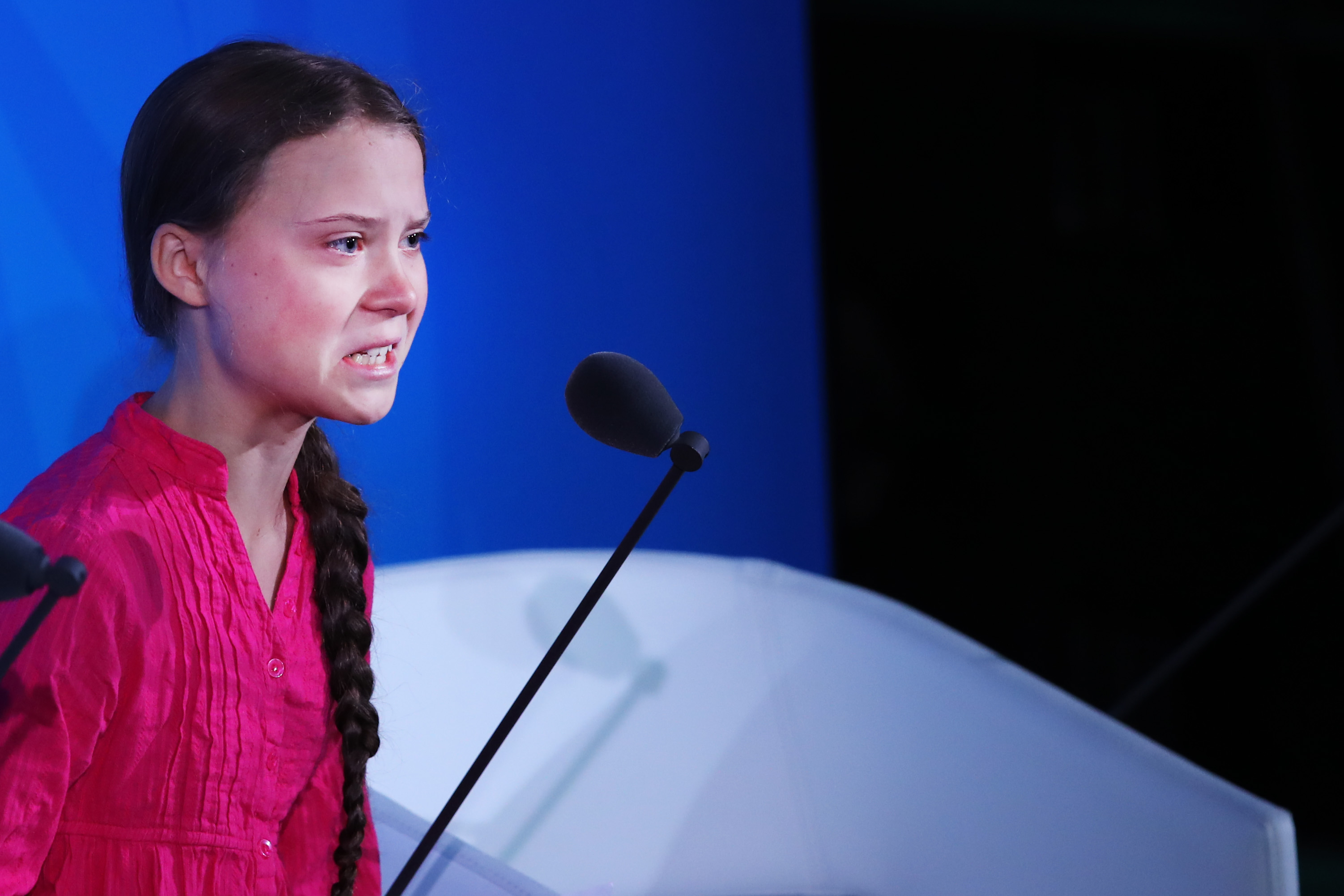 Greta Thunberg A Young Activists Moment Praised And