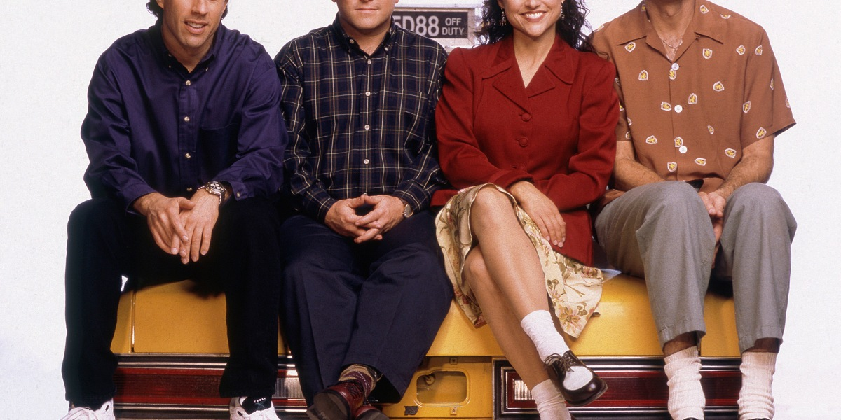 Netflix Snags 'Seinfeld' in Five-Year Sony Pact