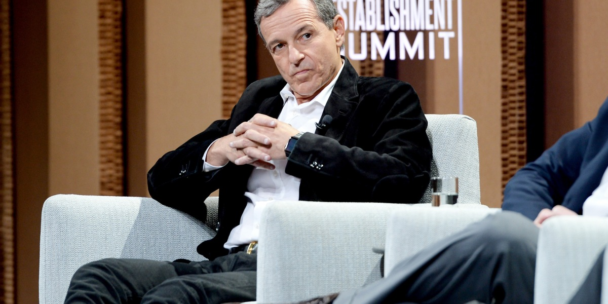 Disney CEO Bob Iger, Who Took Steve Jobs' Seat, Resigns From Apple's Board