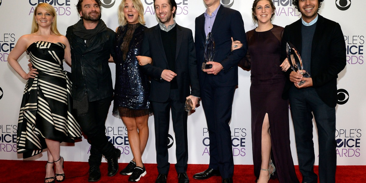 'The Big Bang Theory' Is Going to HBO Max as Streaming Services Battle Over Popular Sitcoms