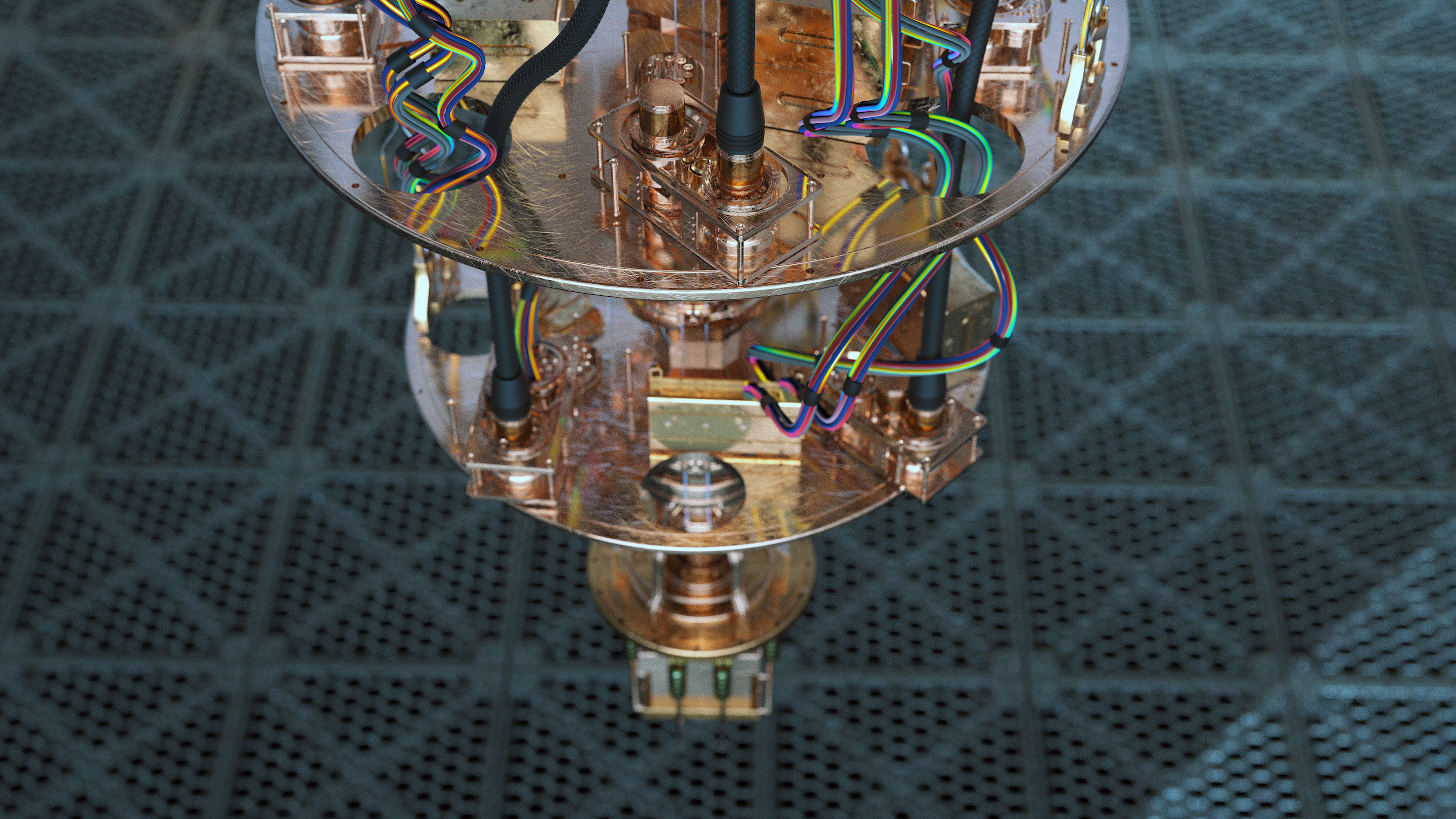 Close view of Quantum Components. In reaching quantum supremacy, Google has achieved a major technological milestone. But a golden age of quantum computing is not here yet.