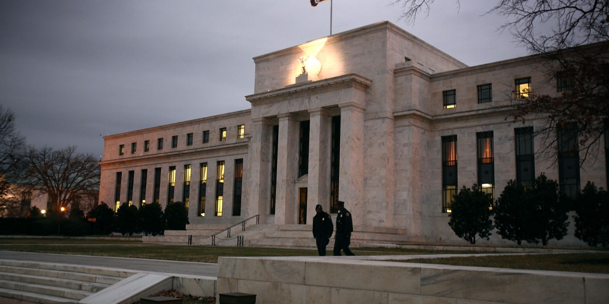 GettyImages 84050410 - The Fed's Repo Market Bailout Is a Sign of Deeper Problems—That Are Getting Worse Over Time