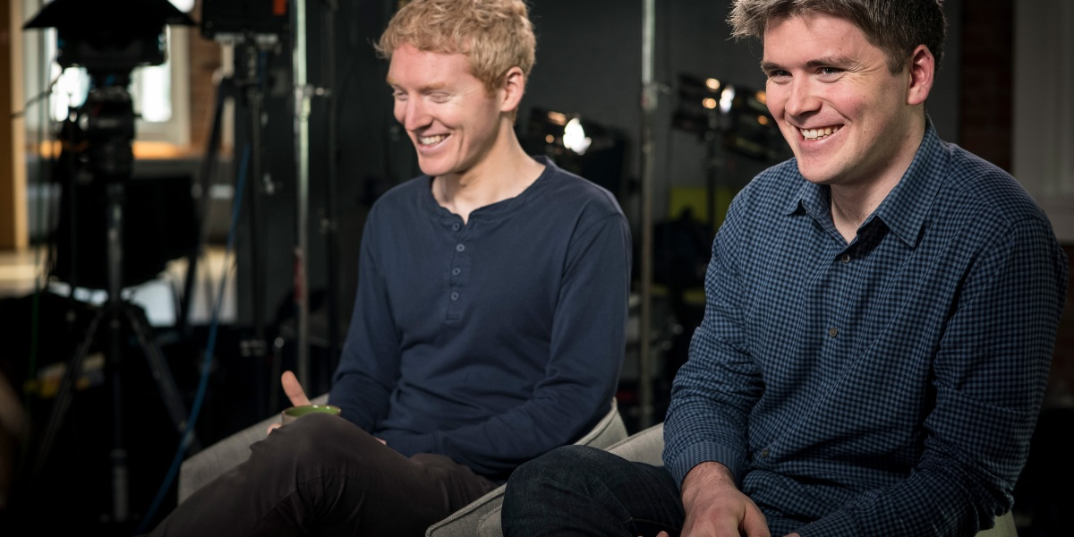 Stripe Founders Are Now the Richest Self-Made Billionaires in Ireland