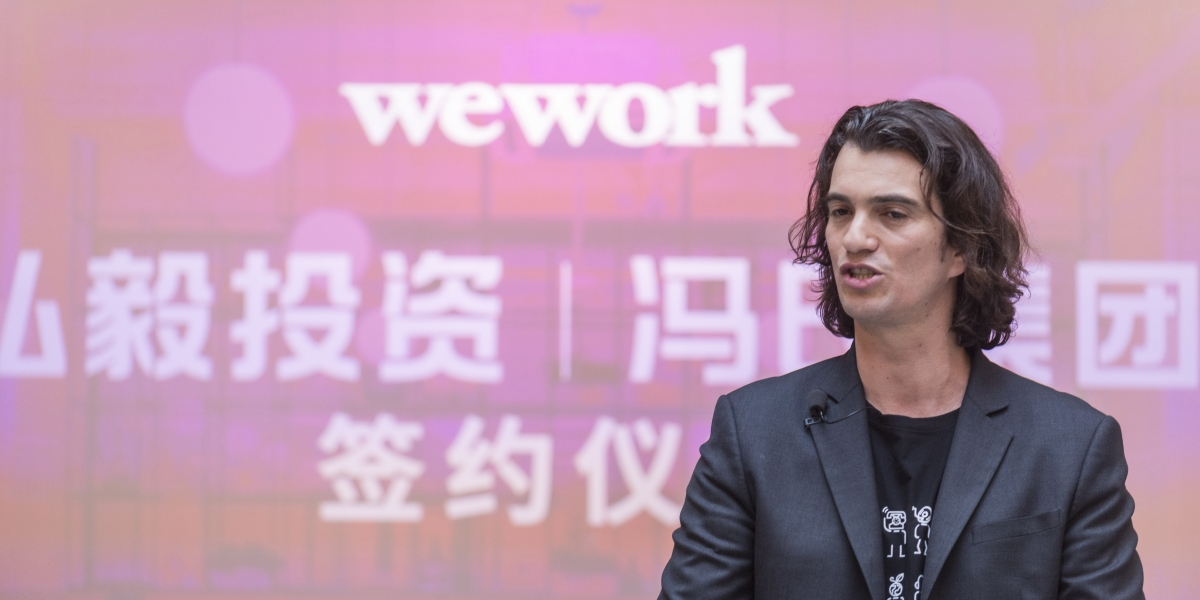 GettyImages 945571938 1 - WeWork IPO: There's a 'Tug and Pull' Over Valuation Between Insiders and Potential Investors