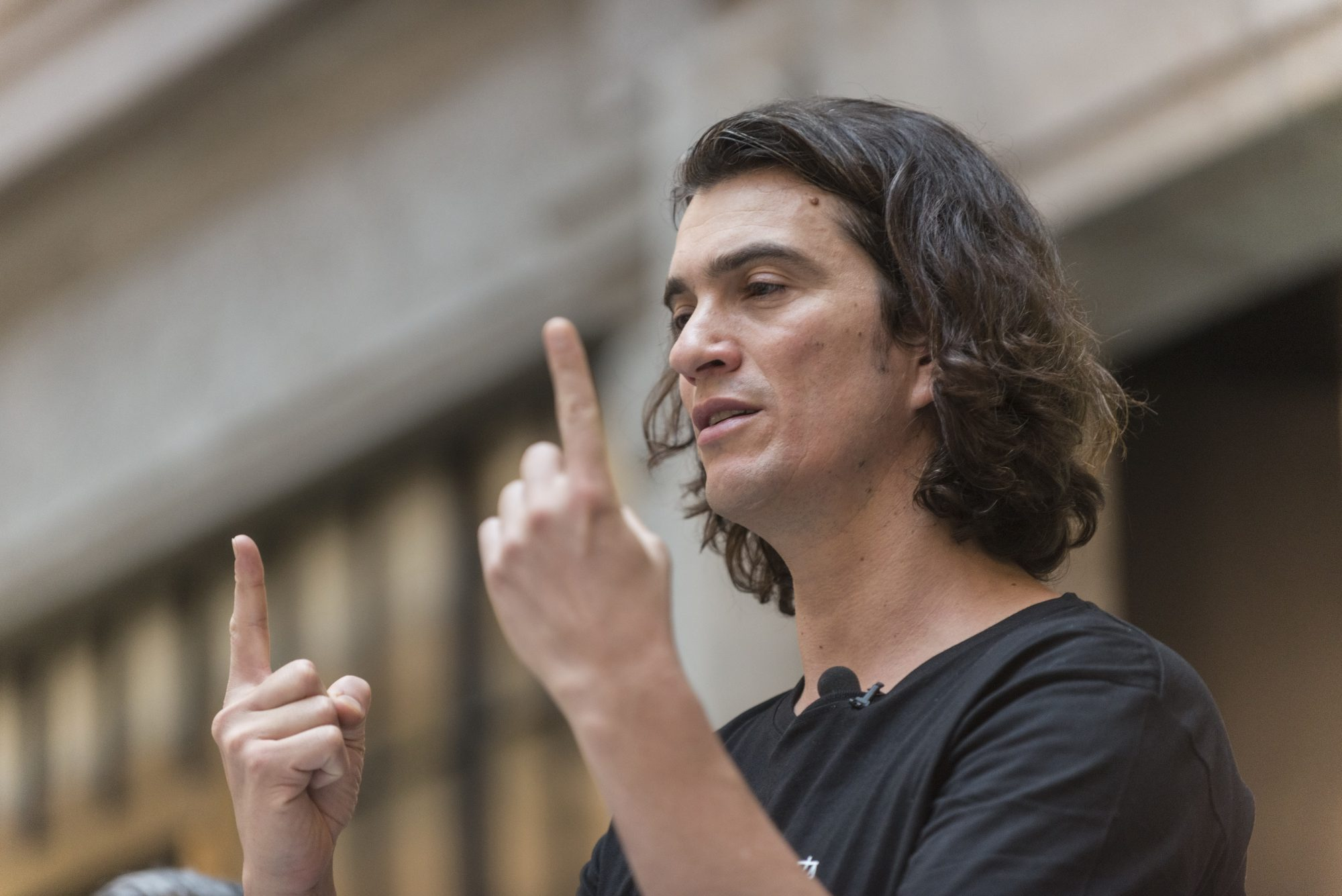 we company ceo adam neumann