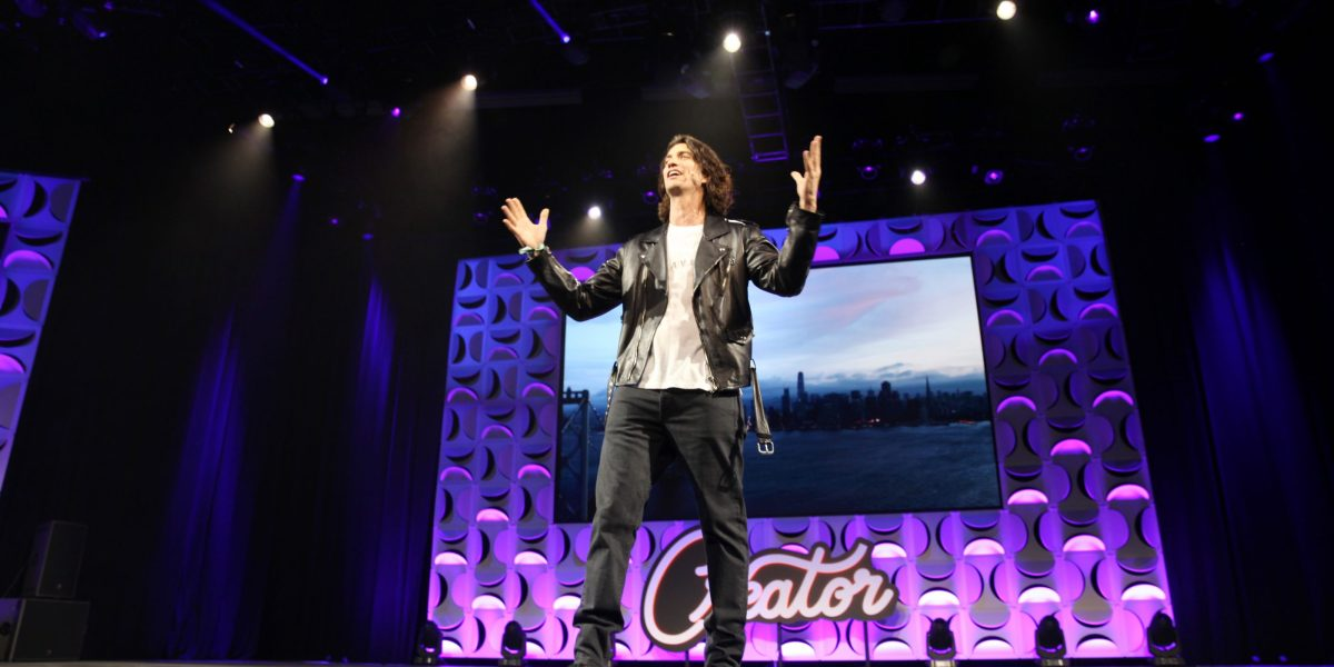 The Remarkable Rise—and Epic Fall—of WeWork's Charismatic, Controversial Founder Adam Neumann