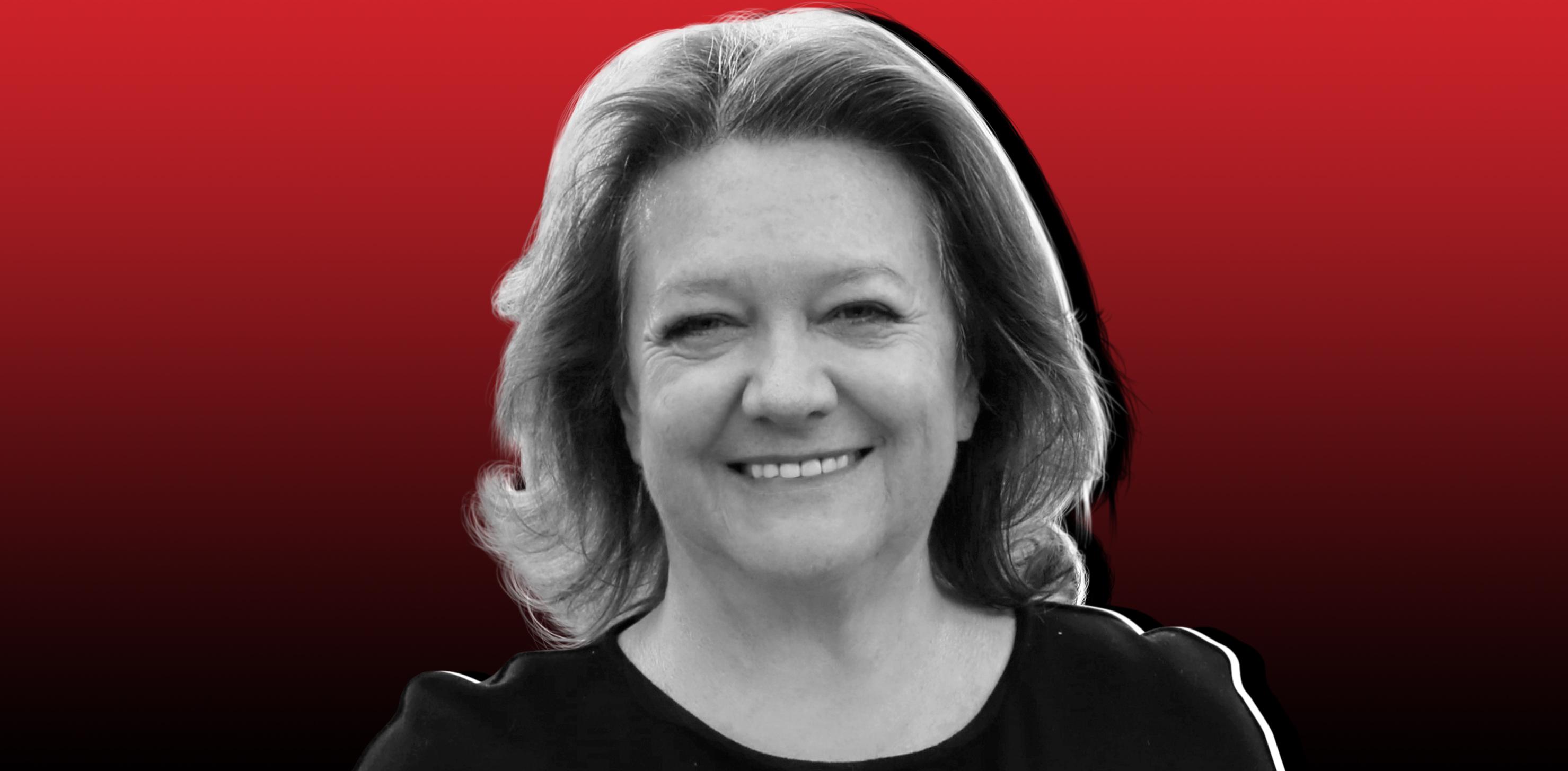 IMPW 2019. 43. Gina Rinehart
