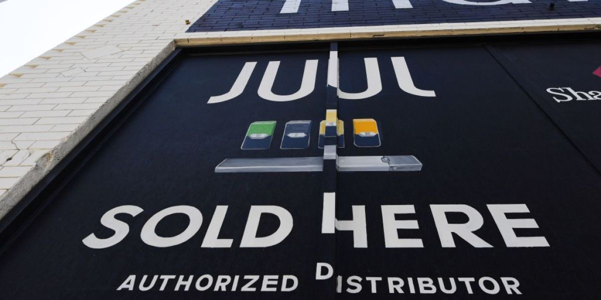 Juul's CEO Steps Down. But What Comes Next?: Brainstorm Health