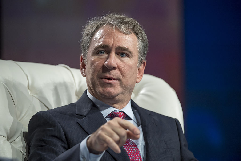Ken Griffin Citadel Fox Foundation Parkinson's