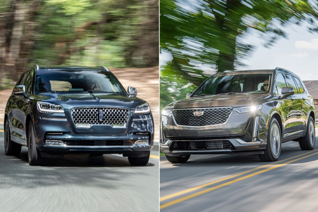 Lincoln And Cadillac S New Suvs Head To Head Fortune