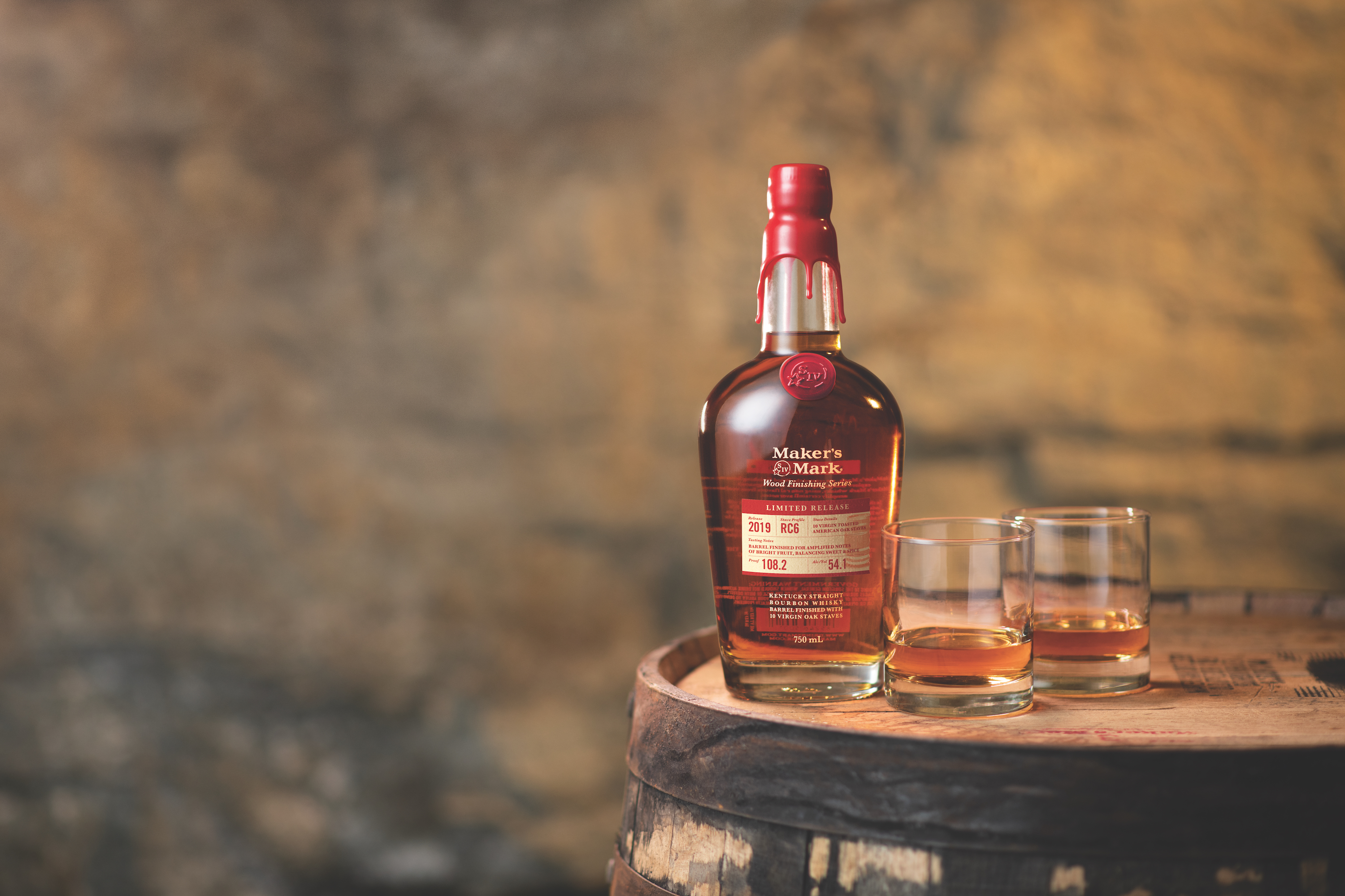 The special Limited Edition release was crafted to feature pronounced fruity notes with a brighter finish while retaining the qualities of the original Maker's Mark.