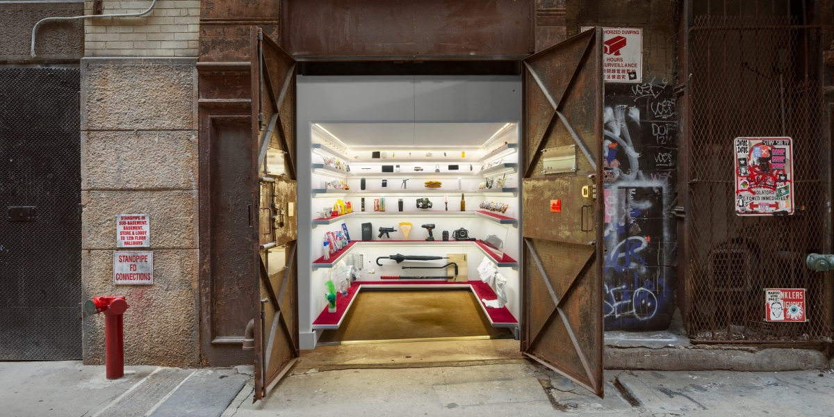 Why This New York City Museum Is in an Elevator Shaft