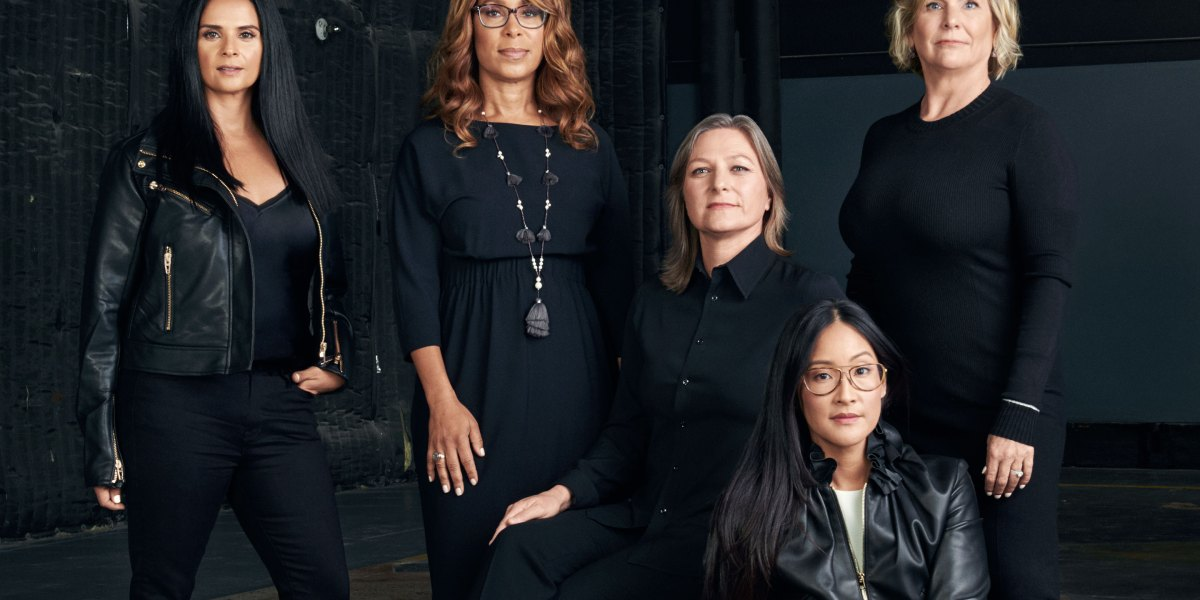 Meet the Women Leading Netflix Into the Streaming Wars