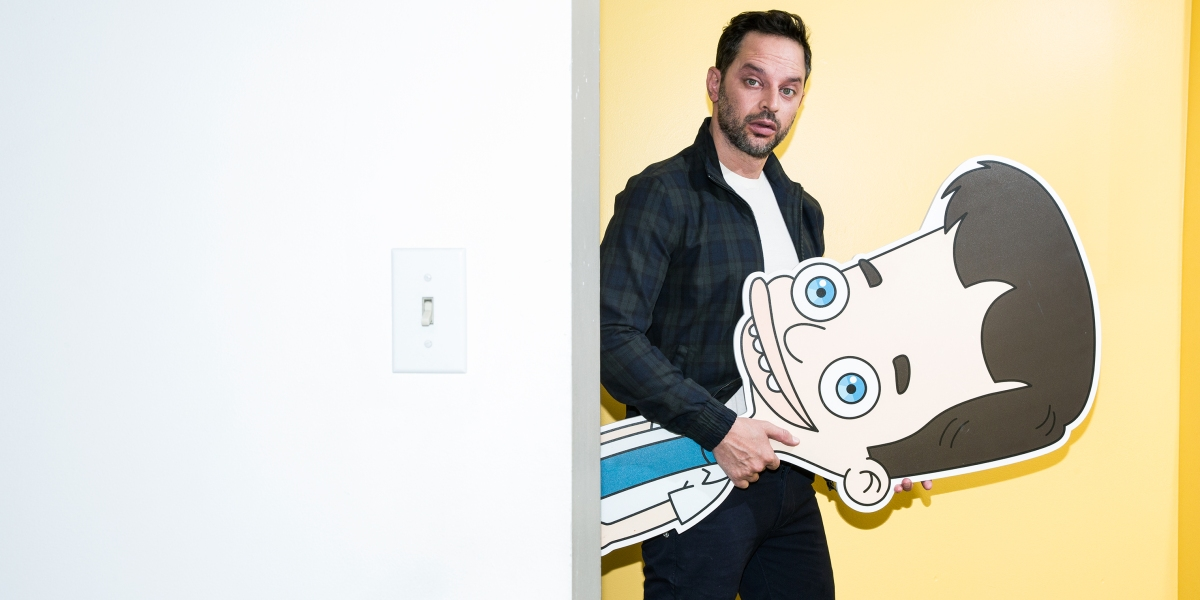 Nick Kroll on the 'Meta Experience' of Making 'Big Mouth'
