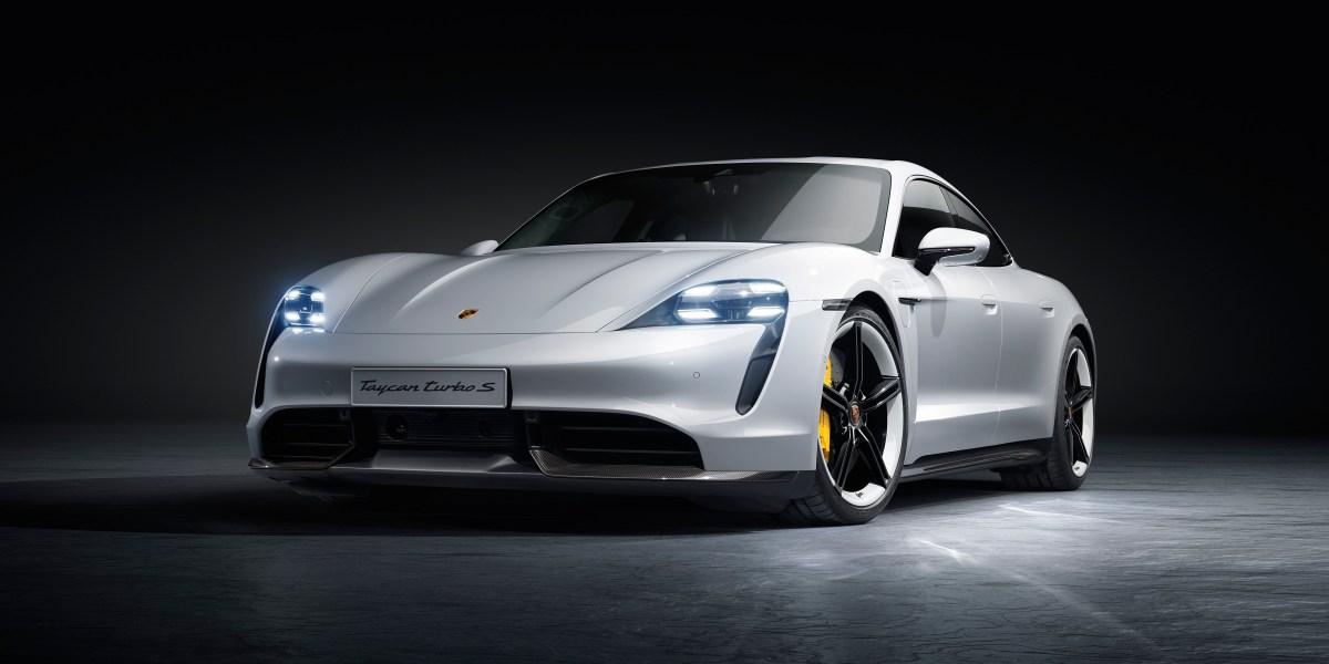 Porsche's Challenge to Tesla