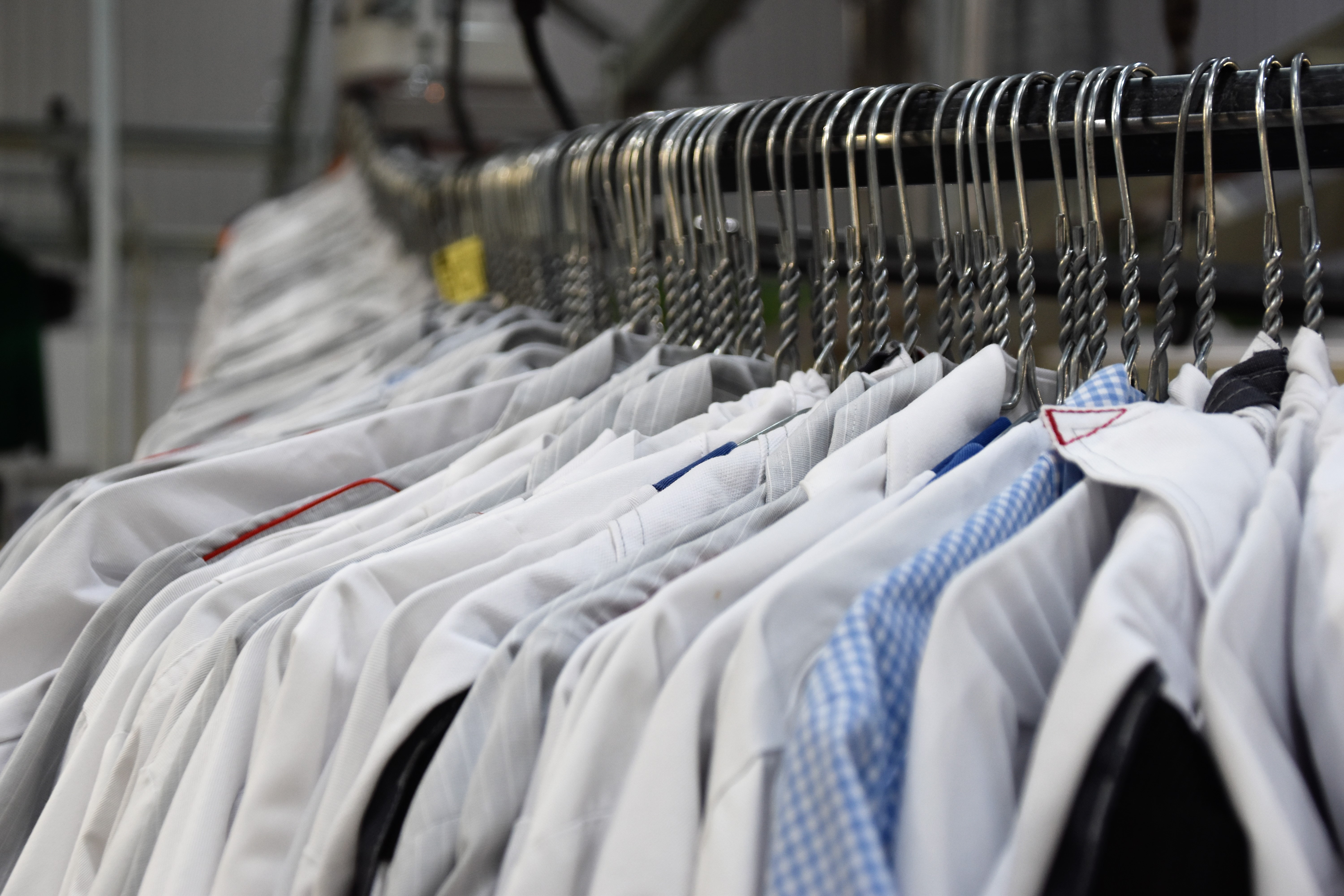 Both New York and New Jersey laws actually require dry cleaners to keep garments for up to six months, after which time they have the right to donate them to charity.