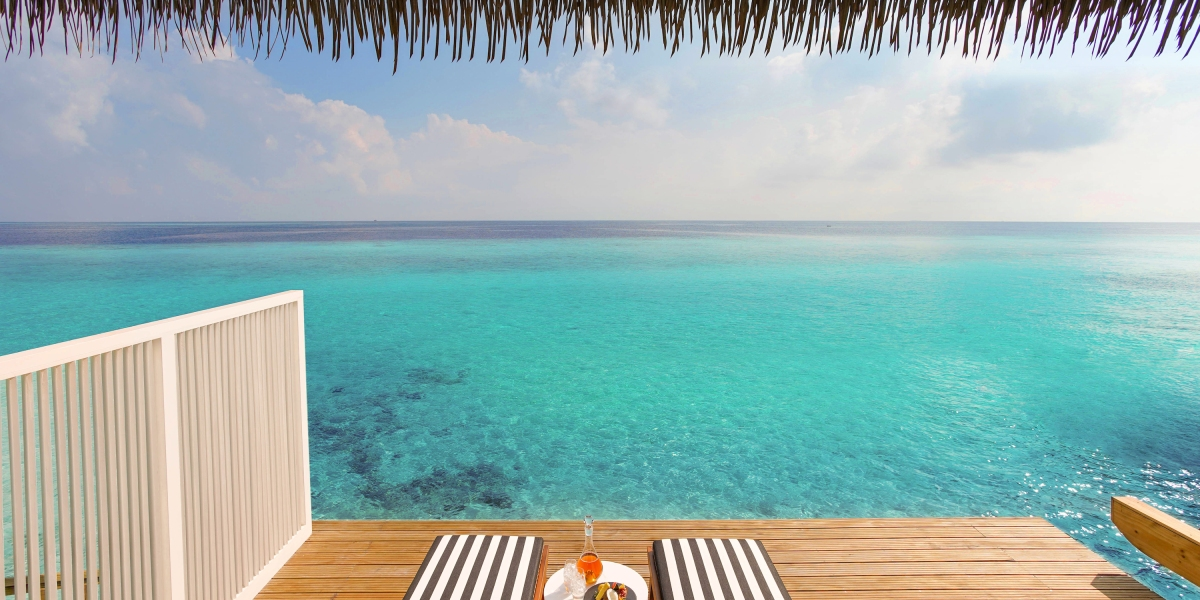 The New Tropical Escape in the Maldives Reachable Only via Speedboat