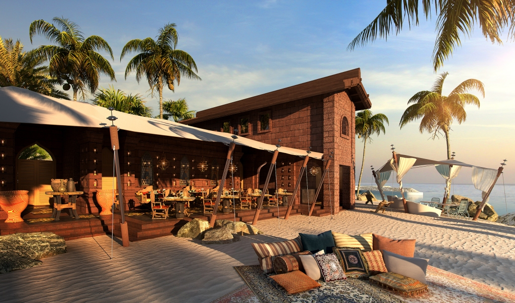 This New Tropical Escape In The Maldives Is Only Accessible
