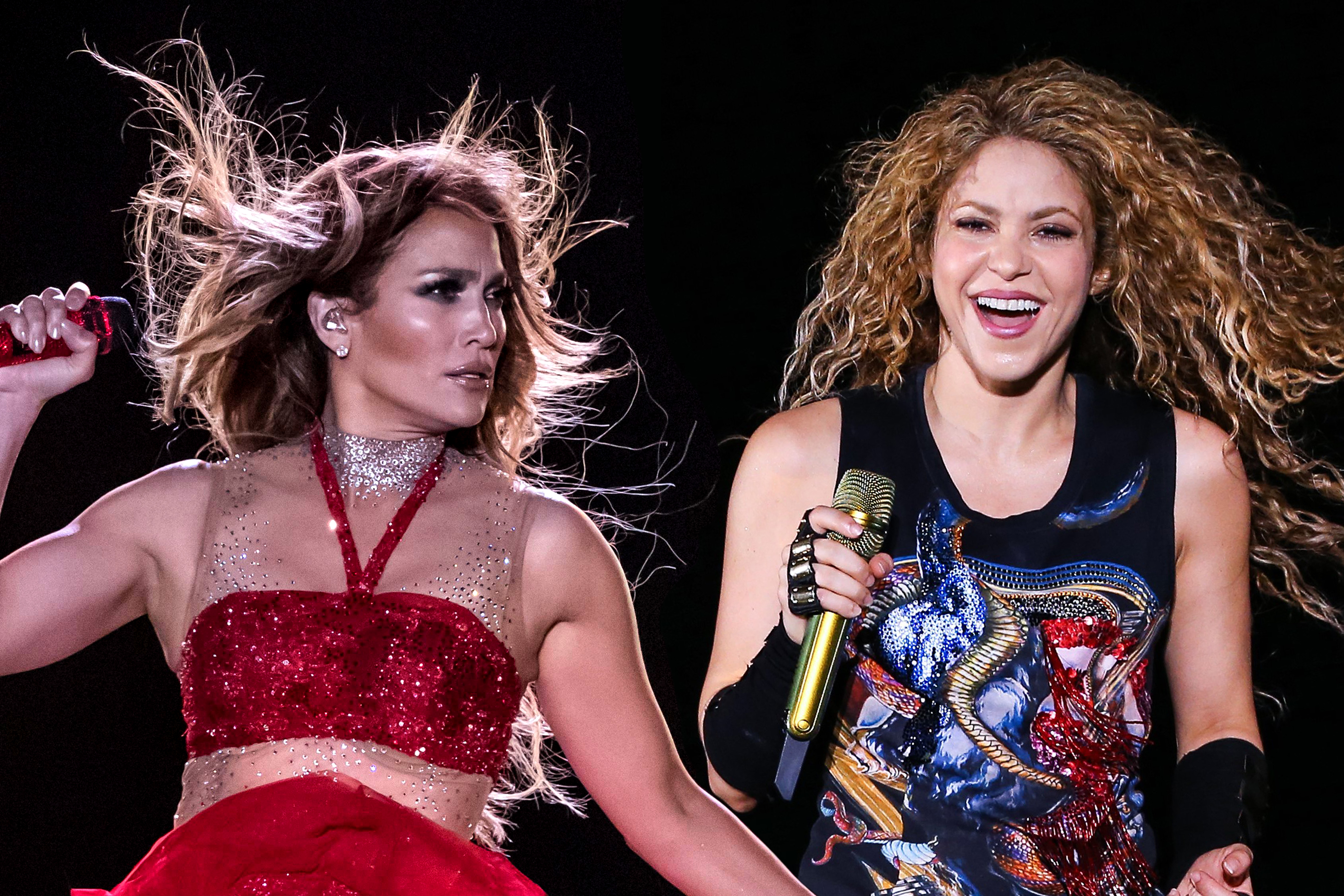 Nfl Halftime Show 2020.J Lo And Shakira Will Perform At The 2020 Super Bowl