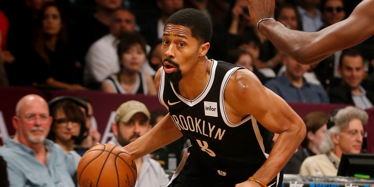 NBA Star Spencer Dinwiddie Holds Court on a Coming Recession—and Why He's 'Tokenizing' His Contract