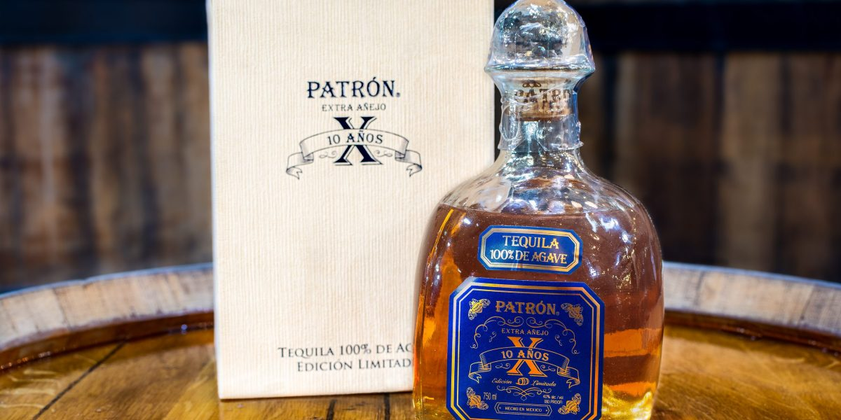 Patrón's Latest Release Is Its Oldest Tequila Ever—And You Can Probably Afford It