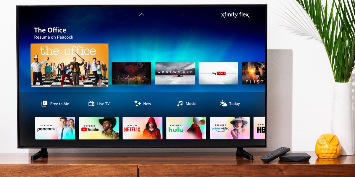 Xfinity Internet Customers Just Got Free Access to 10,000 Movies and Shows