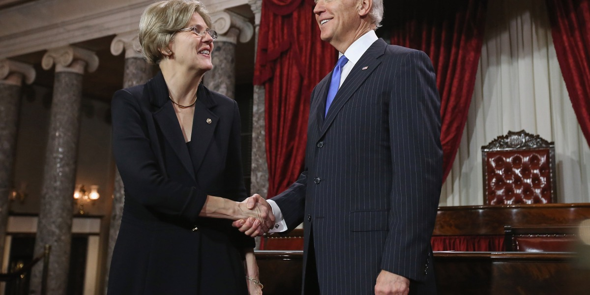 Biden and Warren Will Debate Tonight—Here's What They Have Already Clashed On