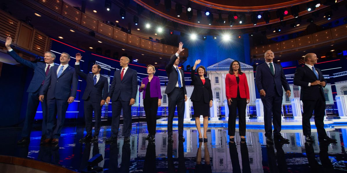 Will O'Rourke and Castro Enjoy a Home-Field Advantage at Thursday's Democratic Debate?