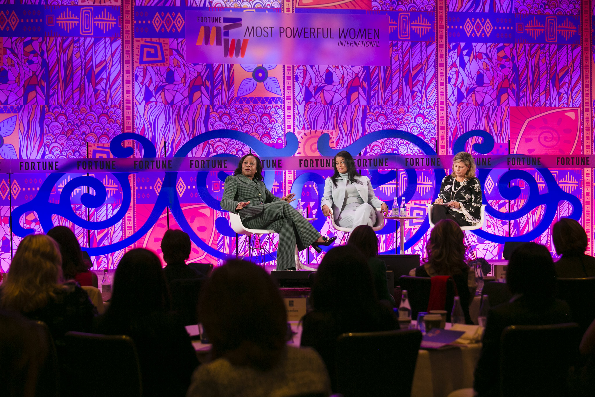 Women are finding more and more influence as CFOs. Two top Fortune 500 CFOs reveal how they're shaping company vision even as they drive financial results and boost company performance. Robin Washington, Executive Vice President and CFO, Gilead Sciences (Left) and Tracey T. Travis, Executive Vice President, Finance, and CFO, The Estée Lauder Companies (Middle), in conversation with: Nina Easton, FORTUNE.