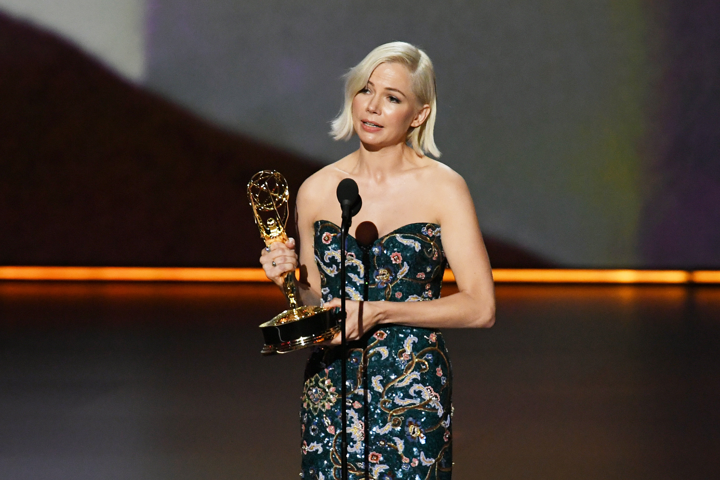michelle williams emmy win speech diversity