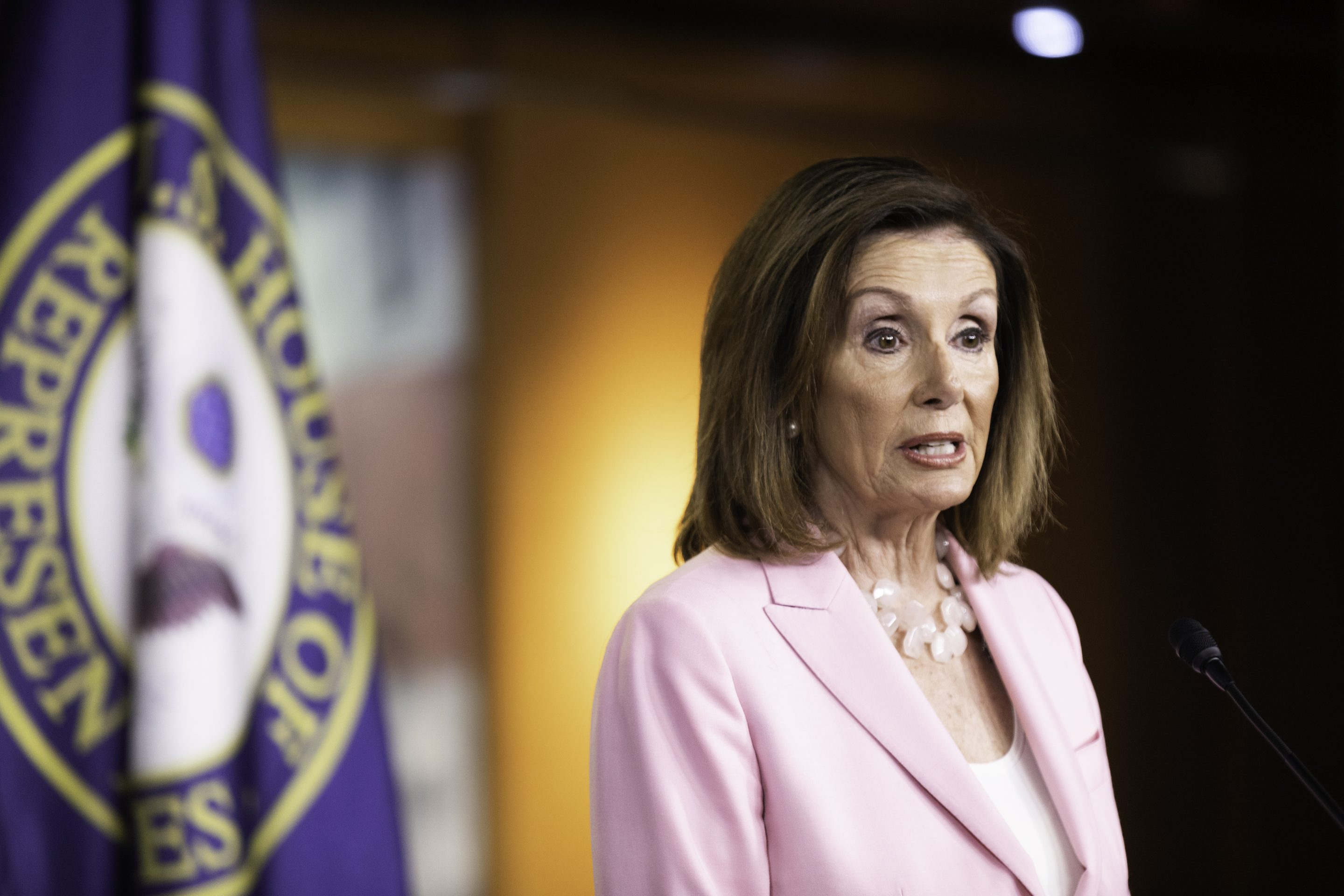 Nancy Pelosi Over Impeachment, Gun Violence And Border Wall