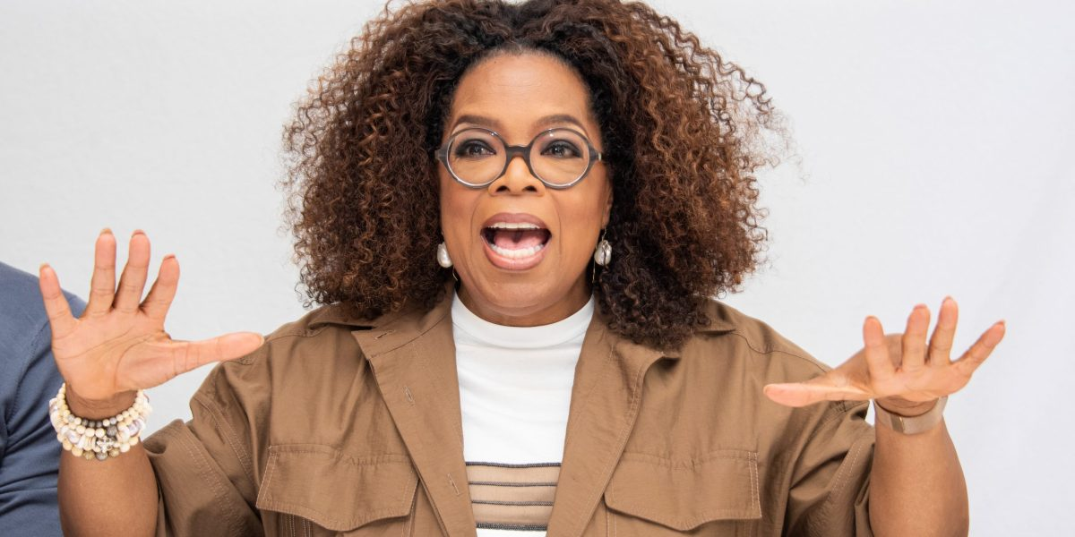 Oprah Has Advice for the 2020 Presidential Candidates