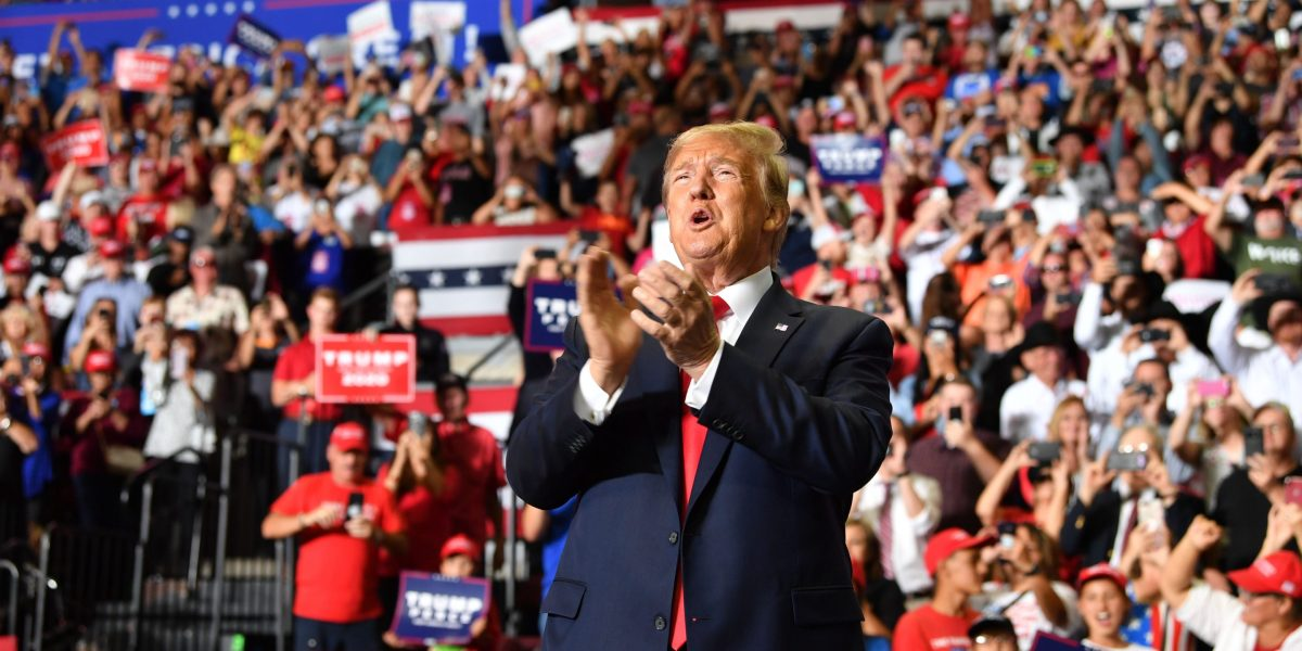 Trump Rally in New Mexico: Live Updates