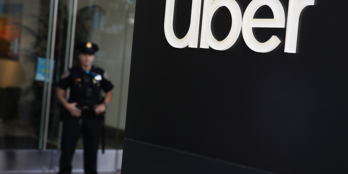 Uber Now Knows If Your Ride Has Gone Wrong—By Tapping Your Smartphone's Sensors