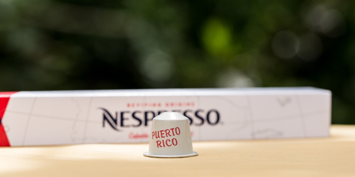 Nespresso Is Debuting Its First-Ever 100% Puerto Rican Coffee—With Help From George Clooney and Lin-Manuel Miranda