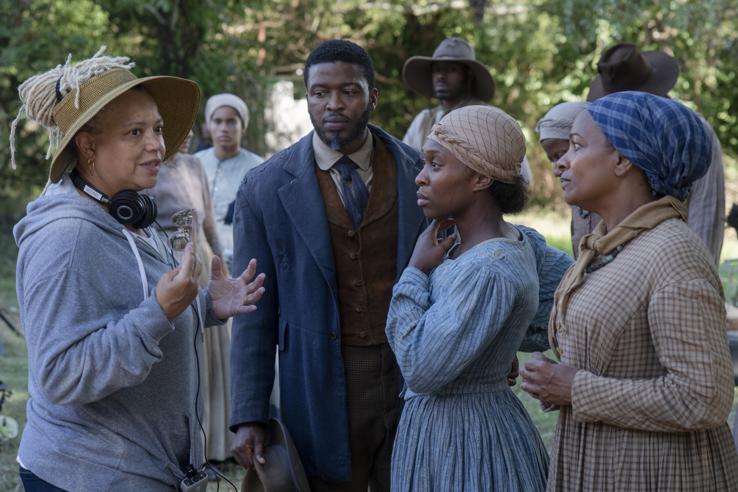 Harriet' Movie Director Kasi Lemmons on Bringing Harriet Tubman's ...