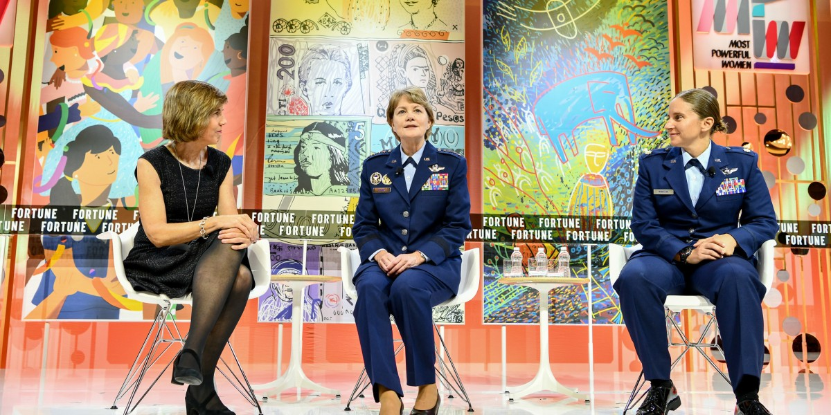 What the Business Community Can Learn From the U.S. Air Force