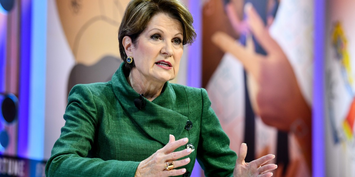 Lockheed Martin CEO: 'We Want a Sustainable Presence on the Moon'
