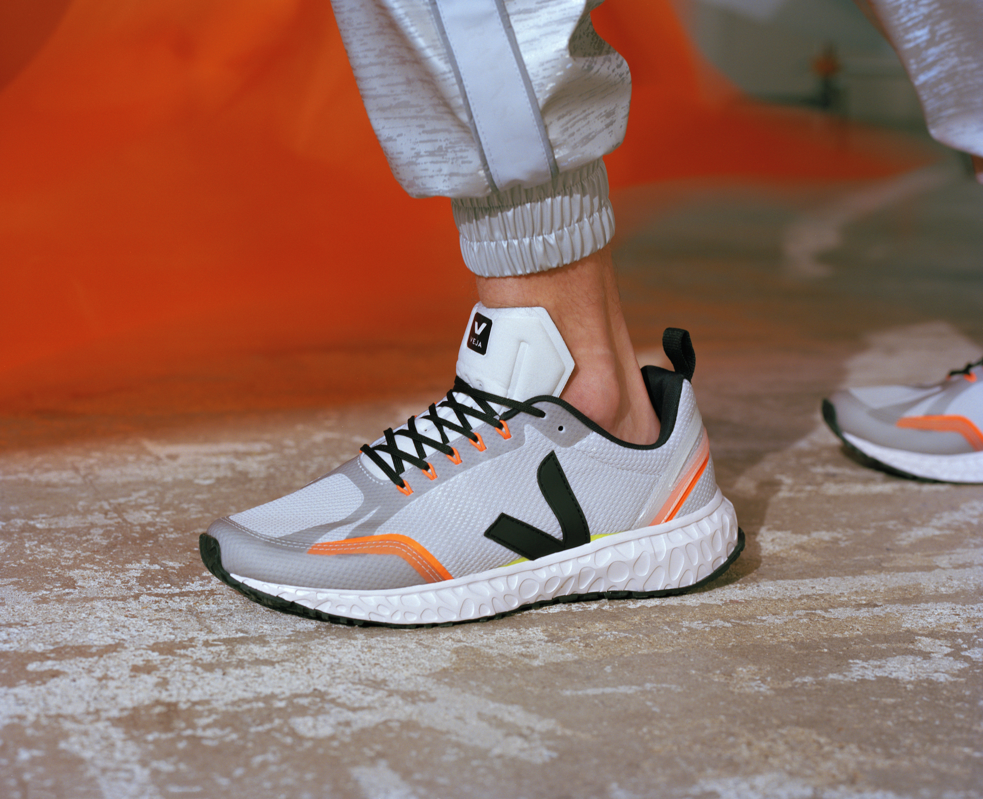 VEJA Launches an Eco Friendly Running Shoe That Helps the
