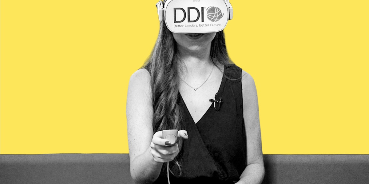 Can Virtual Reality Teach Executives What It Feels Like to Be Excluded?