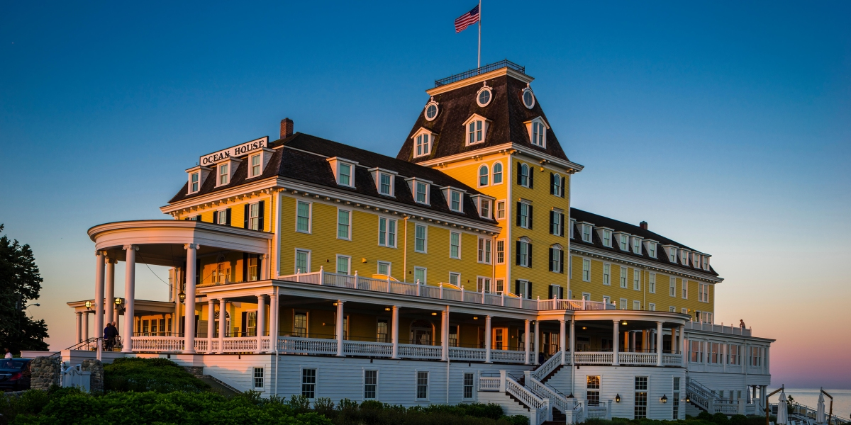 How a Famed Fund Manager Saved an Iconic Rhode Island Hotel