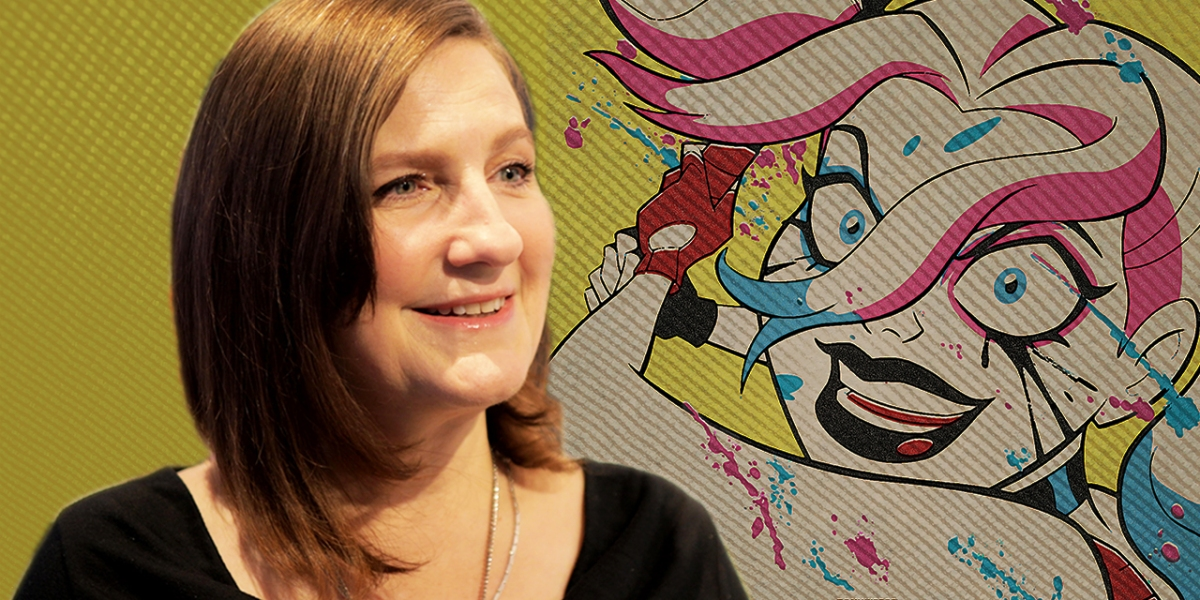 'Harley Quinn' Writer and Artist Amanda Conner on the Character's Journey to the Spotlight
