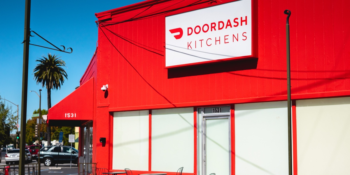 DoorDash Just Expanded Into an Entirely New Business