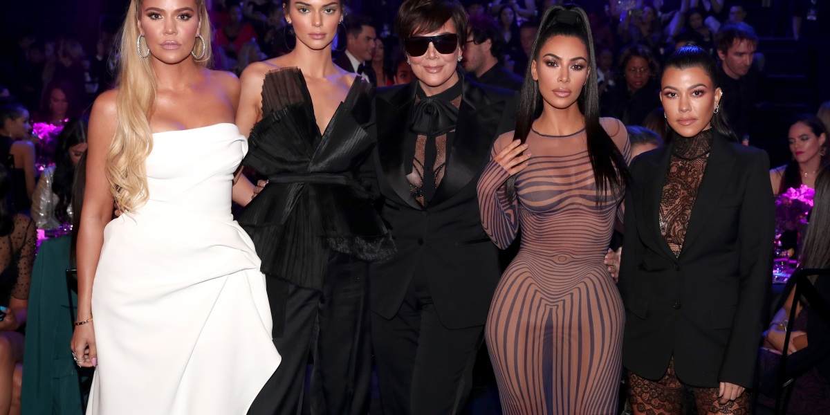Kardashian Kloset Catapults the Famous Family Into the Resale Industry
