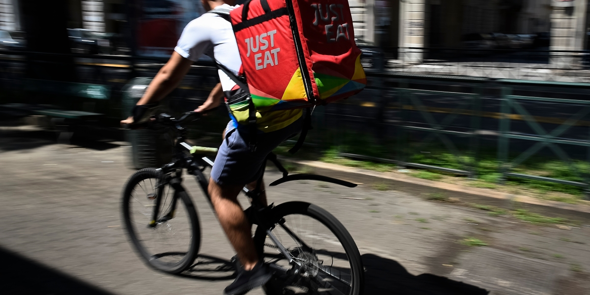 A Surprise $6.5 Billion Offer Launches a Bidding War in Europe's Tough Food Delivery Market