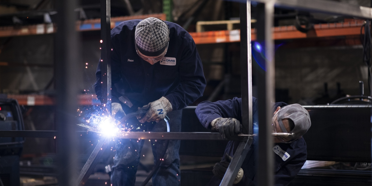 U.S. Manufacturing Continues to Slow, Companies Hope New Markets and Tech Can Help